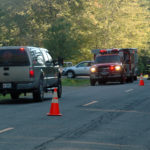 Motorcyclist Sustains Minor Injuries in Nobleboro Collision