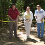 Ribbon-Cutting Ceremony Opens New Preserve on Westport Island