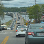 Drone Used to Document Wiscasset Traffic Problems