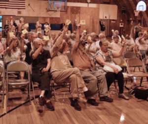 Wiscasset Voters Reinstate Town Planner at Special Town Meeting