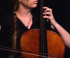 Cellist April Reed-Cox to Perform Bach at St. Paul's Union Chapel