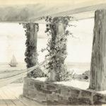 Mary Bradish Titcomb Exhibit in Wiscasset