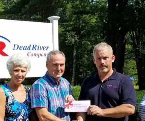 Fire Chiefs to Raffle $1,000 Dead River Gift Certificate