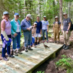 Grand Opening of Carl and Barbara Segerstrom Preserve at Squam Creek