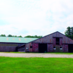 Newcastle Realty, Thomaston Place to Auction Equestrian Facility, Farmhouse
