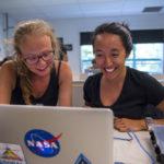 Darling Marine Center Hosts Rigorous Ocean Optics Class