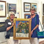 Pemaquid Group of Artists Honors Patrons at Evening Event
