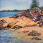 Sandra C. Hilt Artwork at Medomak Arts