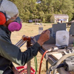Stone Sculptors Making Art in Boothbay