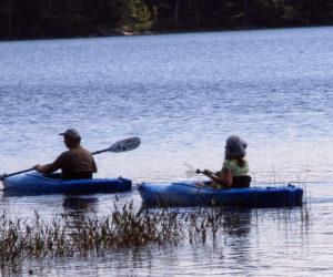 Sunday Paddle on Labor Day Weekend