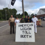Wells-Hussey American Legion and Auxiliary Toll Booth
