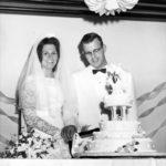 Couple Celebrates 50th Wedding Anniversary