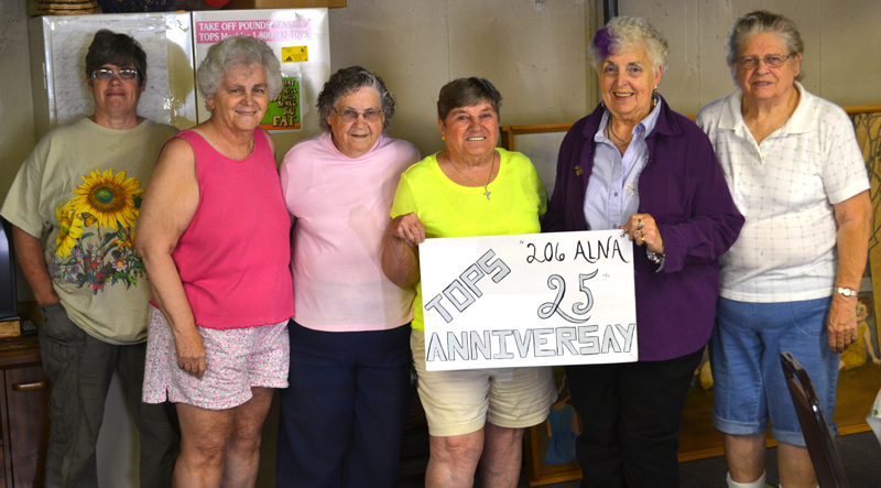 Alna Weight Loss Group Celebrates 25th Anniversary The Lincoln County News