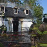 Fire Destroys Bristol Blacksmith's Workshop