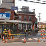 Construction Begins on Elm Street in Damariscotta