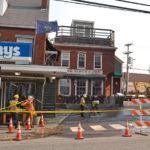 Construction Begins on Elm Street in Damariscotta