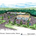 Damariscotta Development Proposal Gets Mixed Reviews at Hearing