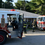 Electrical Fire Extinguished at Pioneer Motel in Edgecomb