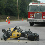 Motorcyclist Sustains Non-Life-Threatening Injuries in Nobleboro Collision