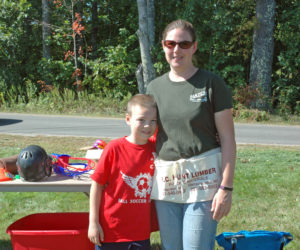 Nobleboro Boy, 9, Holds Yard Sale for Hurricane Relief