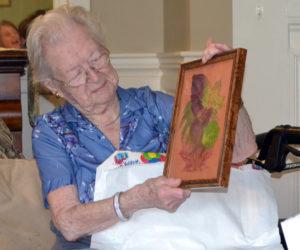 Westport Island Woman Celebrates 100th Birthday