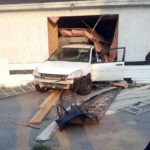 Wiscasset Woman Faces Charges after Crashing into Barn