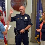 Wiscasset Swears in New Police Sergeant
