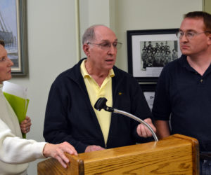 Contractor Recommends Move for Wiscasset's Town Clock