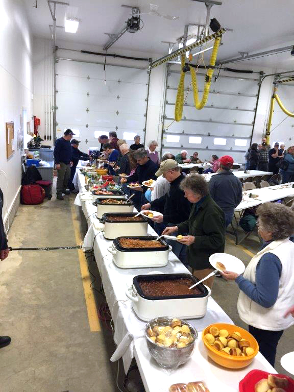 The Alna Volunteer Fire Department will have its fall ham and bean supper on Saturday, Sept. 30.