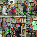 Bikes for Books Winners at Waldoboro Public Library