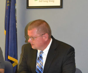 James Bailey is the new administrator of Two Bridges Regional Jail.