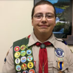 Jefferson's Madison Allen Passes Eagle Scout Board of Review