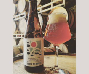 Oxbow Brewing Co. Releases Bobasa