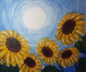 Paint Night at Medomak Arts