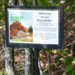 Robert Frost StoryWalk Adds Poetry to LA Trails