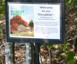 Robert Frost StoryWalk Adds Poetry to LA Trails