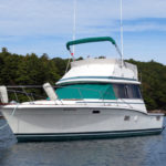 Rotary, Lions to Auction 32-Foot Yacht