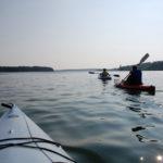 Season's End Paddle on Medomak River