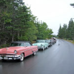 Vintage Lincolns to Visit Boothbay Railway Village