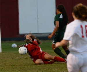 """<span class=""""entry-title-primary"""">Wiscasset girls soccer handle Winthrop</span> <span class=""""entry-subtitle"""">Wiscasset 3 - Winthrop 1</span>"""