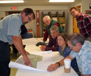 Meeting About Possible Relocation of Bailey Road Gets Lively