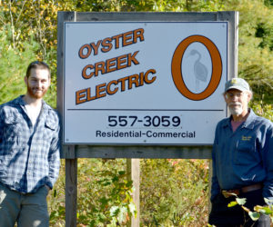 Oyster Creek Electric Owner to Retire, Sell Business to Round Pond Native