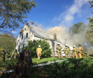 Faulty Wiring Causes Fire at Vacant House in Bristol Mills