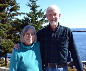 With Metal Detector, 'Every Day's a Treasure Hunt' for New Harbor Couple