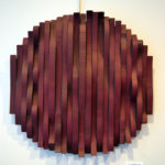 Review: Bernice Masse Rosenthal Transforms Scrap Wood into Striking Art