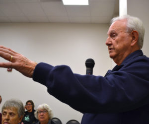 Damariscotta Debate on Commercial Moratorium Continues in Back-To-Back Hearings