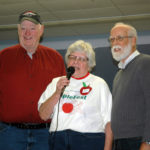 AppleFest Organizer Receives Award for Volunteerism