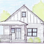 Historic Preservation Commission Approves Habitat for Humanity Certificate