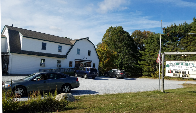 Round Top Ice Cream in Damariscotta will donate all proceeds from ice cream sales on Tuesday, Oct. 10 directly to Alice Skiff, a 13-year-old from Newcastle who is undergoing chemotherapy.