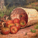 'Autumn Arrivals' at Wiscasset Bay Gallery